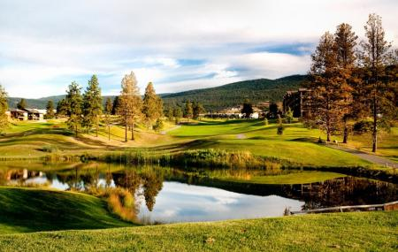 Two Eagles Golf Course Image