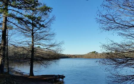Puskus Lake Recreation Area Image
