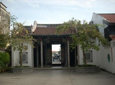 Han Jiang Ancestral Temple Image