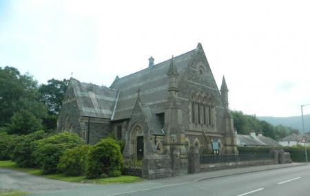 Llandinam Presbyterian Church Image