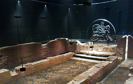 Temple Of Mithras Image