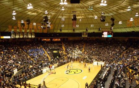 Usm Reed Green Coliseum Image