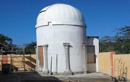 White Knight Observatory Aruba Image