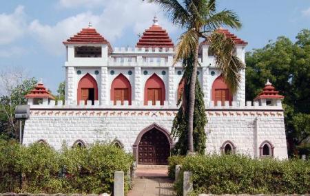 Kattabomman Memorial Fort Image