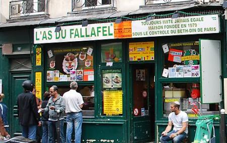 L'as Du Fallafel Image