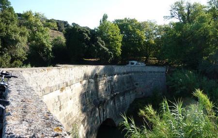 Pont-canal De Repudre Image