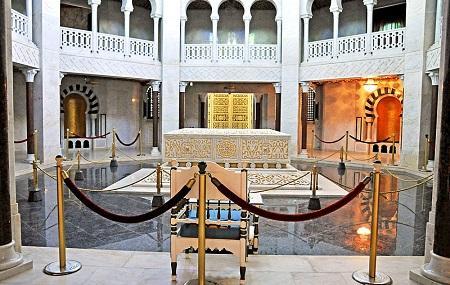 Mausoleum Of Habib Bourguiba Image