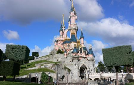 Sleeping Beauty Castle Image