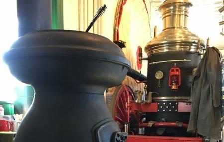 Kansas Firefighters Museum Image