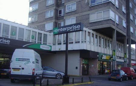 Enterprise Rent-a-car Image