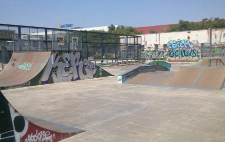Skatepark Almeda Image