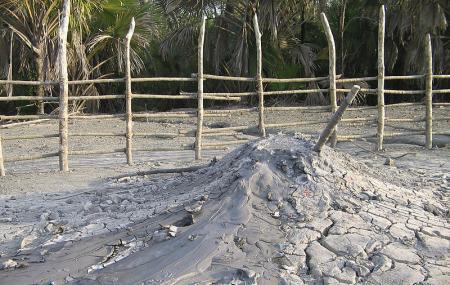 Mud Volcano Image