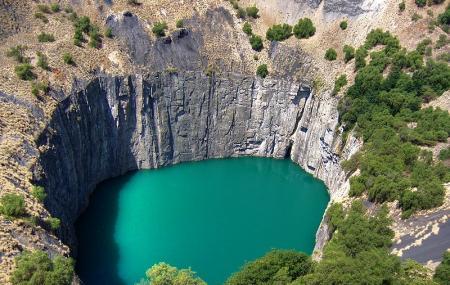 The Big Hole Kimberley Image