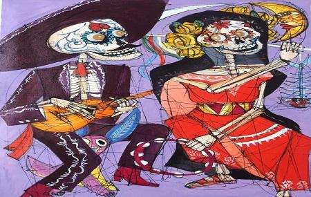Gaston Charo Art Gallery Image