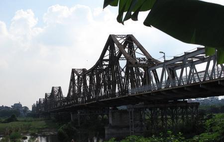 Long Bien Bridge Image
