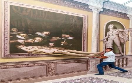 3d Museum Of Wonders Image