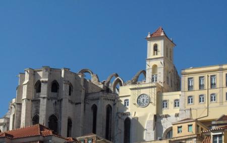Carmo Convent Image