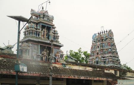 Vayalur Murugan Temple Image