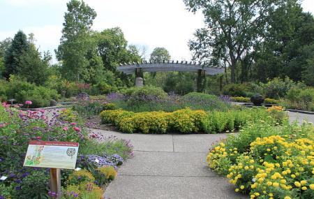 Matthaei Botanical Gardens Image