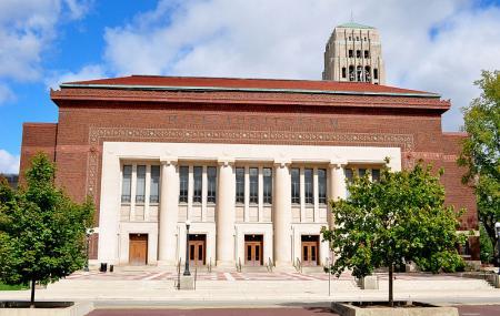 Hill Auditorium Image