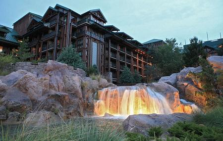 Disney's Wilderness Lodge Image