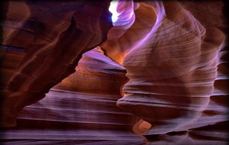 Upper Antelope Canyon Image