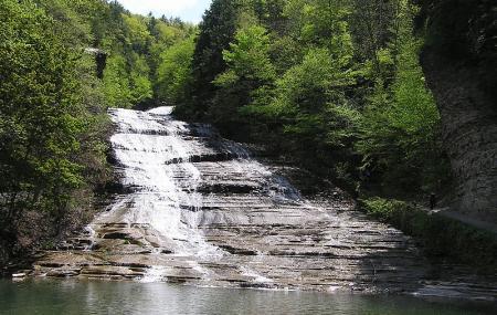 Buttermilk Falls Image
