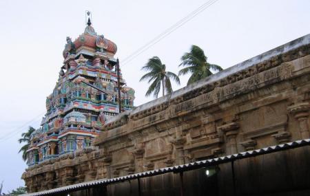 Kaattu Azhagiya Singar Temple Image
