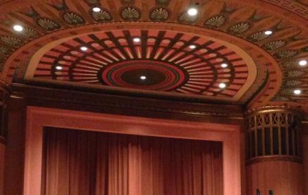 Rackham Auditorium Image