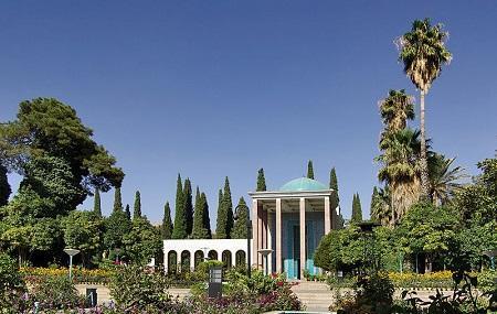 Tomb Of Saadi Image