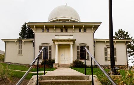 Detroit Observatory Image