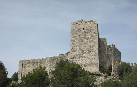 Castillo De Santa Magdalena De Pulpis Image