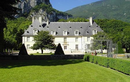 Chateau De Sassenage Image