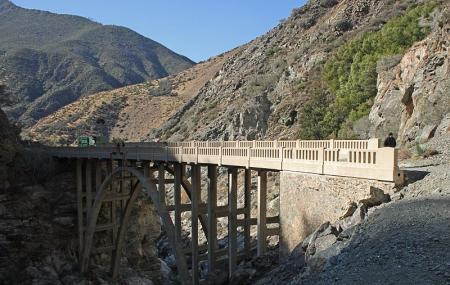 Bridge To Nowhere Image