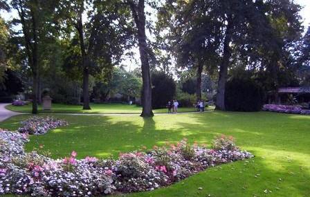 Parc De Blossac Image