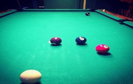 Black Dog Billiards Image