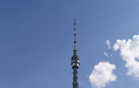 Ostankino Television Tower Image