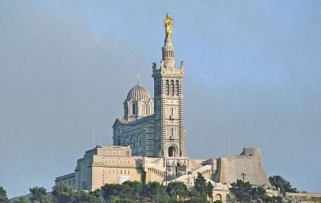 Eglise De Notre-dame-de-la-garde Image