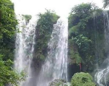 Hathni Mata Waterfall Image