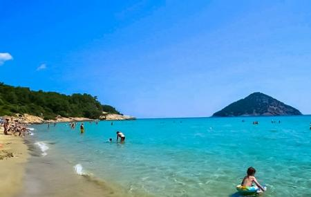 Paradise Beach Thasos Ticket Price Timings Address