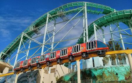 E-da Theme Park Image