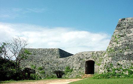 Zakimi Castle Image