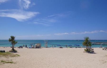 Zanpa Beach Image