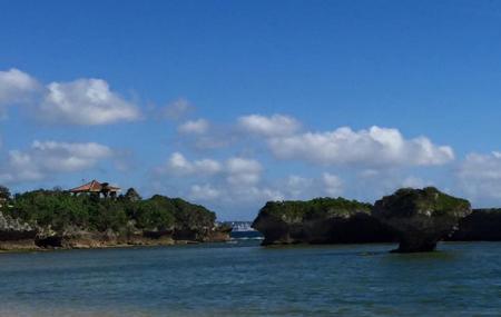Toguchi Beach Image