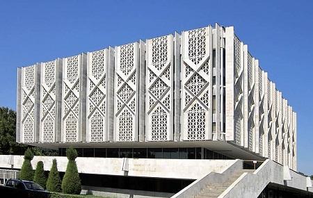 State Museum Of History Of Uzbekistan Image