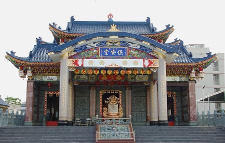 Hongmaogang Bao'an Temple Image