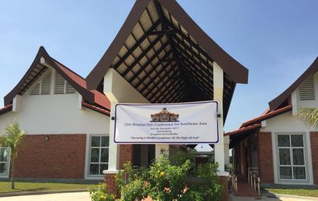 The Bahai House Of Worship Image