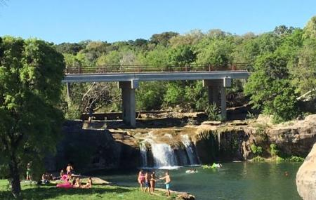 Tonkawa Falls Image