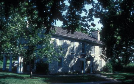 Kaw Mission State Historic Site Image