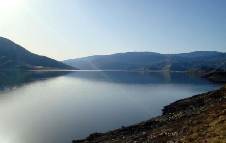 Isabella Lake Image